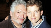 Kinky Boots- Harvey Fierstein  Stark Sands