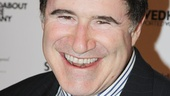 Richard Kind gives us a gigantic smile. (He'll appear with Bobby Cannavale this spring in The Big Knife.)