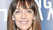 Julia Murney arrives for the one-night-only concert supporting The Performing Arts Project.