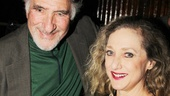 Taxi reunion! Former co-stars Judd Hirsch and Carol Kane won Emmys for their work on the 80s sitcom.