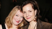 Kristine Nielsen reunites with her former Jackie co-star Margaret Colin.