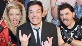 Jimmy Fallon and the stars of Rock of Ages wanna rock!