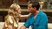 Marin Ireland as Marion Castle and Bobby Cannavale as Charlie Castle in The Big Knife.