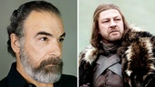 Mandy Patinkin as Ned Stark