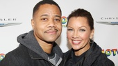 Cuba Gooding Jr. and Vanessa Williams take a trip from The Trip to Bountiful to catch this brand new Broadway show.