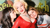 Broadway Besties Brynn O'Malley and Nicole Parker decide to get up close and very personal with Marilyn Monroe at Madame Tussauds.