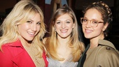 Marin Ireland gets by with a little help from her friends Ari Graynor and Margarita Levieva.
