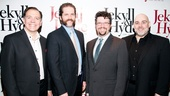 Jekyll & Hyde- Jerry Christakos– Aaron Ramey- Stephen Mitchell Brown- David Benoit