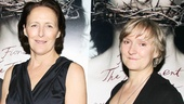 'Testament of Mary' Opening Night — Fiona Shaw — Deborah Warner