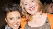 First-timers Shalita Grant and Kristine Nielsen are nominated for hilarious performances in Vanya and Sonia and Masha and Spike.