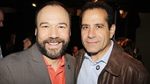Danny Burstein and Tony Shalhoub are nominated in the same category for their stunning work in Golden Boy.