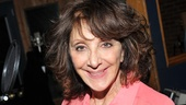 Andrea Martin, who's nominated for a Tony for her role as the feisty Berthe, knows her way around a Broadway cast album.