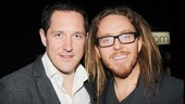 2013 Audience Choice Awards- Bertie Carvel- Tim Minchin