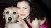 Sunny the Dog and Lilla Crawford received a nomination for Favorite Onstage Pair for their performance as Sandy and Annie in Annie. 