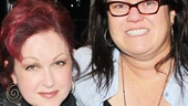Kinky Boots- Cyndi Lauper- Rosie O'Donnell