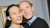The Night Larry Karmer Kissed Me - Meet & Greet - B.D. Wong - David Drake