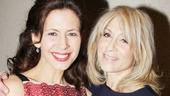 The Assembled Parties' charming leading ladies Jessica Hecht and Judith Light look fabulous together, on stage and off.