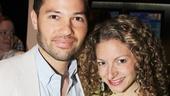 Jason Tam and Lauren Molina turned up the heat last fall in the off-Broadway revival of Marry Me A Little (nominated for a Drama League Award).