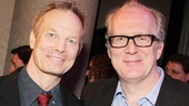 2013 Drama League Awards Luncheon — Bill Irwin — Tracy Letts