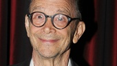 Tony winner Joel Grey offers up a smile at the fab Broadway luncheon.