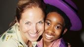 Katie Couric at 'Motown' — Katie Couric — Raymond Luke Jr