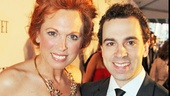 Best Actress and Actor in a Musical nominees Carolee Carmello and Rob McClure gave stellar performances in shows that are now closed (Scandalous and Chaplin).