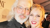 Let's give it up for Pippin's real-life couple, Broadway royalty Terrence Mann and Charlotte D'Amboise.