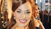 Tony Red Carpet- Laura Osnes