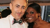 Macbeth star Alan Cumming and Audra McDonald co-starred many years ago in the Annie made-for-TV movie.