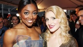 Tony Red Carpet- Patina Miller- Annaleigh Ashford
