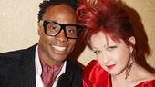 2013 Tony Awards Winner's Circle - Billy Porter - Cyndi Lauper