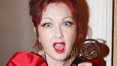 2013 Tony Awards Winner's Circle – Cyndi Lauper