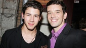 'Buyer & Cellar' Second Opening — Nick Jonas — Michael Urie