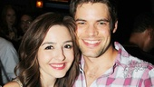 'The Last Five Years' Wrap Party – Natalie Knepp – Jeremy Jordan