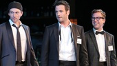 Bryce Pinkham, Colin Donnell and Lucas Near-Verbrugghe in Love's Labour's Lost.