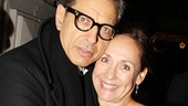 Jeff Goldblum and Laurie Metcalf will star together in Lincoln Center's Domesticated next month.