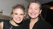 Laura and Amanda Wingfield—that is, Celia Keenan-Bolger and Cherry Jones—are magnificent in The Glass Menagerie. Catch this powerhouse duo at the Booth Theatre!