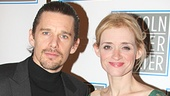 Ethan Hawke and Anne-Marie Duff cause terror as Macbeth and Lady Macbeth in the new Broadway mounting of Shakespeare's tragedy.