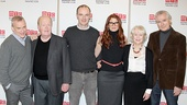 Outside Mullingar – Press Event – Doug Hughes – John Aylward – Brian F. O'Byrne – Debra Messing – Dearbhla Molloy – John Patrick Shanley