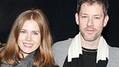 Amy Adams visits First Date - Krysta Rodriguez - Kasey MacKenzie - Amy Adams - Darren Le Gallo - Zachary Levi