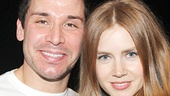 These two don't need a bail out call, Amy Adams and First Date's Kristoffer Cusick get close.