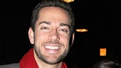 Zachary Levi and Krysta Rodriguez bring their fun First Date magic to the afternoon's festivities.