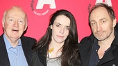 Jim Norton (a Tony winner for Conor McPherson's The Seafarer) co-stars with Caoilfhionn Dunne and Michael McElhatton.