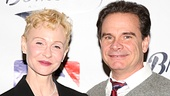 Real-life spouses Tracy Shayne and Peter Scolari play Mr. and Mrs. Yogi Berra in the new play.