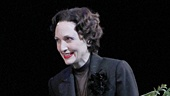 Bebe Neuwirth acknowledges co-stars Amra-Faye Wright and Christopher Fitzgerald.
