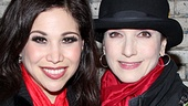 Chicago's Roxie and Mama: Bianca Marroquin & Bebe Neuwirth