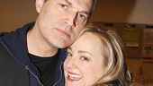 Hand to God - Meet and Greet - Marc Kudisch - Geneva Carr
