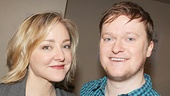 Hand to God - Meet and Greet - Geneva Carr - Steven Boyer
