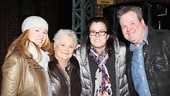 Michelle Rounds - Jamey Stonestreet - Rosie O'Donnell - Eric Stonestreet