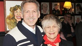 The Velocity of Autumn co-stars Stephen Spinella and Estelle Parsons flash big smiles on press day.